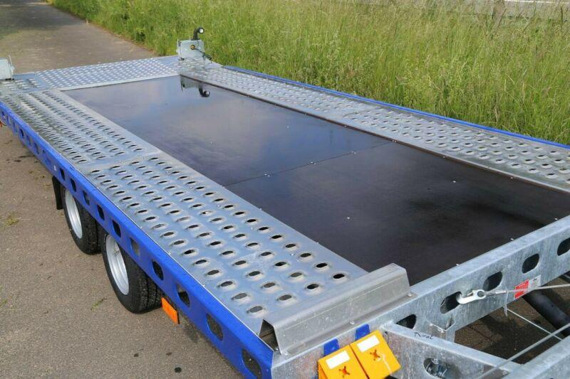 Platforma transport auto 2 tone