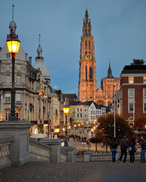 Transport Belgia Antwerp