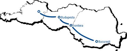 transport romania austria