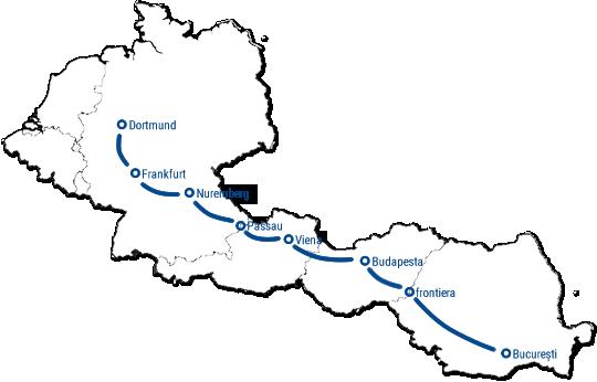 transport persoane germania